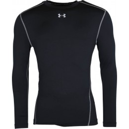 UNDER ARMOUR COLD GEAR ARMOUR CREW T-SHIRT 1265650-001 BLACK