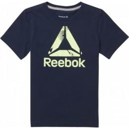 REEBOK  B ES TEE BASIC CF4264-00 COLLEGIATE NAVY