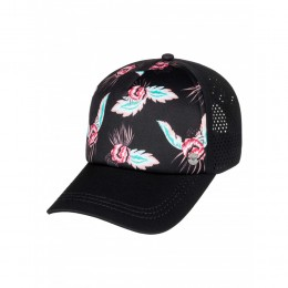 ROXY WAVES MACHINES TRUCKER CAP ERJHA03398-KVJ8