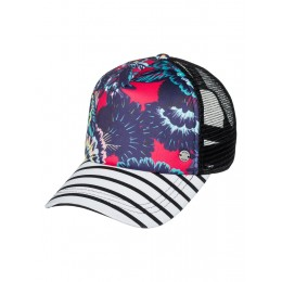ROXY WATER CAME DOWN TRUCKER CAP ERJHA03399-MLJ5
