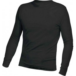 GSA KIDS THERMAL LONG SLEEVE 1737001-10 BLACK