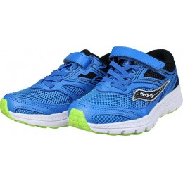 SAUCONY SHOES COHESION 12 AC SK260974-12 BLUE/BLACK
