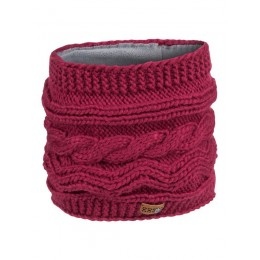 ROXY WINTER NECK WARMER COLLAR SNOW ERJAA03458-RRV0 BEET RED