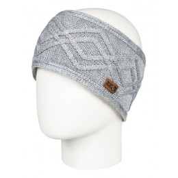 ROXY FROZEN JAYA HEADBAND SNOW ERJHW03005-SJEH WARM HEATHER  GREY