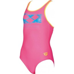 ARENA G SCRATHY JR ONE PIECE 001330-943 APHRODITE/LILLY YELLOW