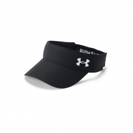 UNDER ARMOUR LINKS VISOR 2.0 1306282-001 BLACK