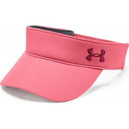 UNDER ARMOUR LINKS VISOR 2.0 1306282-853 DARK PINK