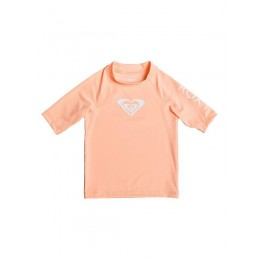 ROXY WHOLE HEARTED SS KIDS SUIMSWIT  ERGWR03079-MFG0 ORANGE