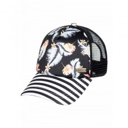 ROXY WATER COME DOWN W HAT ERJHA03532-KVJ6 BLACK/FLORAL