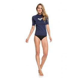 ROXY WHOLEHEARTED SS J SFSH SWIMSUIT ERJWR03219-BTE0 NAVY BLUE