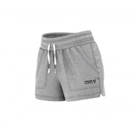 MAGNETIC NORTH WOMEN'S SHORTS 19052-01 GRAY MELANGE
