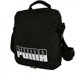 PUMA PLUSPORTABLE II SHOULDER BAG 076061-01 PUMA BLACK