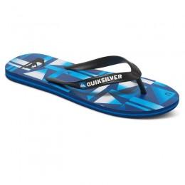 QUIKSILVER MOLOKAI FLIP-FLOPS BOY AQBL100200-XBBK BLUE