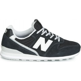 NEW BALANCE 996 CLASSIC W SHOES WL996CLB-CLB BLACK/WHITE