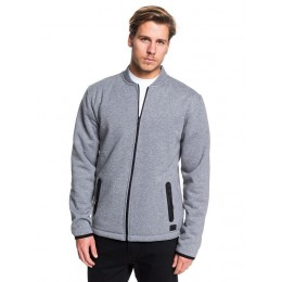 QUIKSILVER KUROW SHERPA BOMB M OTLR EQYFT04006-SJSH LIGHT GREY