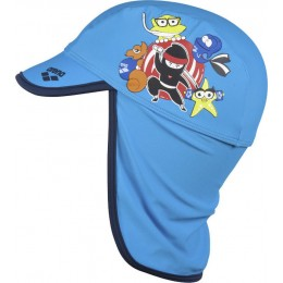 ARENA ΚΑΠΕΛΟ AWT KIDS CAP SUN PROTECTION 003099-807 TURQOISE