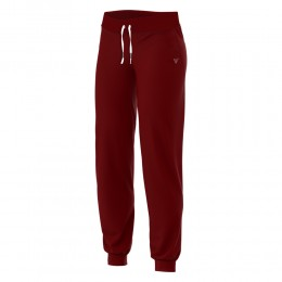 MAGNETIC NORTH WOMEN'S REGULAR FIT PANTS BORDEAUX 20010-03