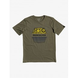 QUIKSILVER ΜΠΛΟΥΖΑ ΠΑΙΔΙΚΗ DRIFT AWAY SS YOUTH EQBZT04135-CZM0 OIL
