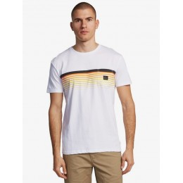 QUIKSILVER ΜΠΛΟΥΖΑ SLAB POCKET TEE M EQYZT05793-WBB0 WHITE