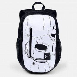 UNDER ARMOUR ROLAND BACKPACK 1327793-100 WHITE/BLACK