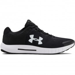 UNDER ARMOUR ΥΠΟΔΗΜΑ MICRO G PURSUIT BP 3021953-001 BLACK