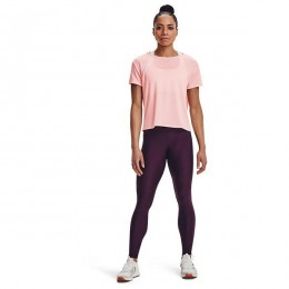 UNDER ARMOUR T-SHIRT TECH VENT SS 1364661-658 PINK
