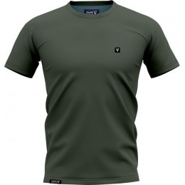 MAGNETIC NORTH MEN'S T-SHIRT LOGO 21008-06 OLIVE